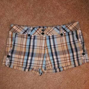 Twenty one shorts